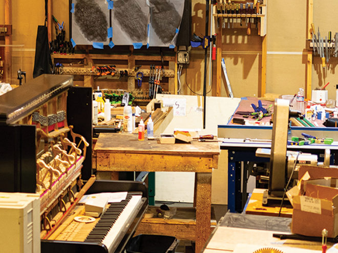 Piano Tuning Services from Portland Piano Moving