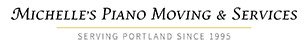 Michelles Portland Piano Moving Company